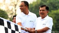 JK Lepas Peserta Parade Asian Games 2018 di Monas