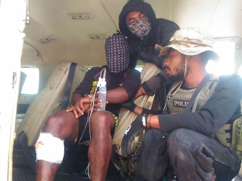 Polisi Tangkap Anggota KKB Papua yang 2 Tahun Kabur dari Lapas