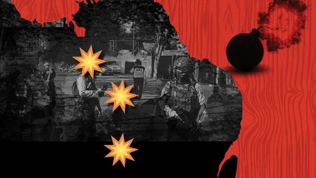 Sri Mulyani yakin Teror Bom Tak Pengaruhi Ekonomi RI