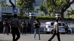 Polrestabes S   urabaya Dibom, Penjagaan Diperketat