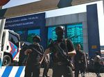 Turunkan Status Siaga 1, Polrestabes Bandung Tetap Waspada