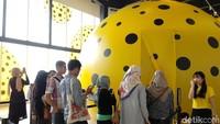 Karya Yayoi Kusama Dirusak Pengunjung di Museum MACAN Jakarta, Ada Apa?