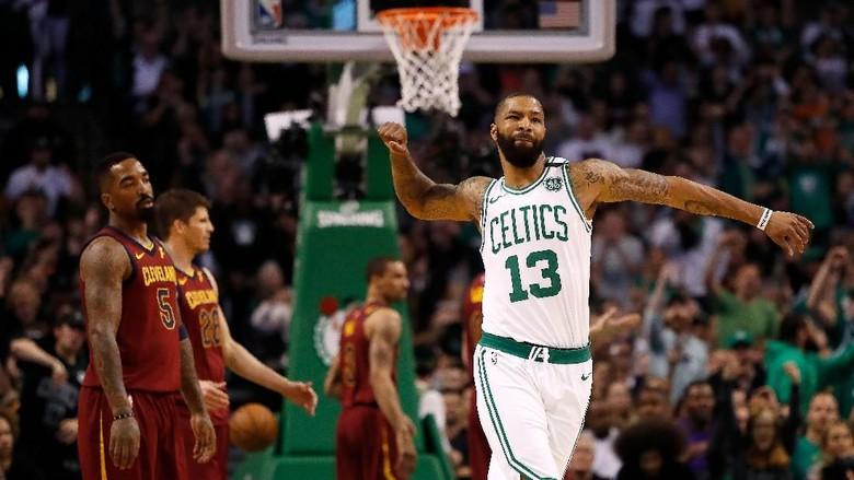 Celtics Bantai Cavs di Gim Pertama Final