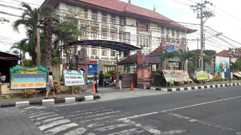 Polda Bali Persilakan Pihak Hartono Karjadi Buka CCTV 2 Anggotanya di Singapura