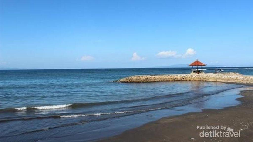 Foto: 5 Pantai Berpasir Hitam Nan Cantik di Indonesia