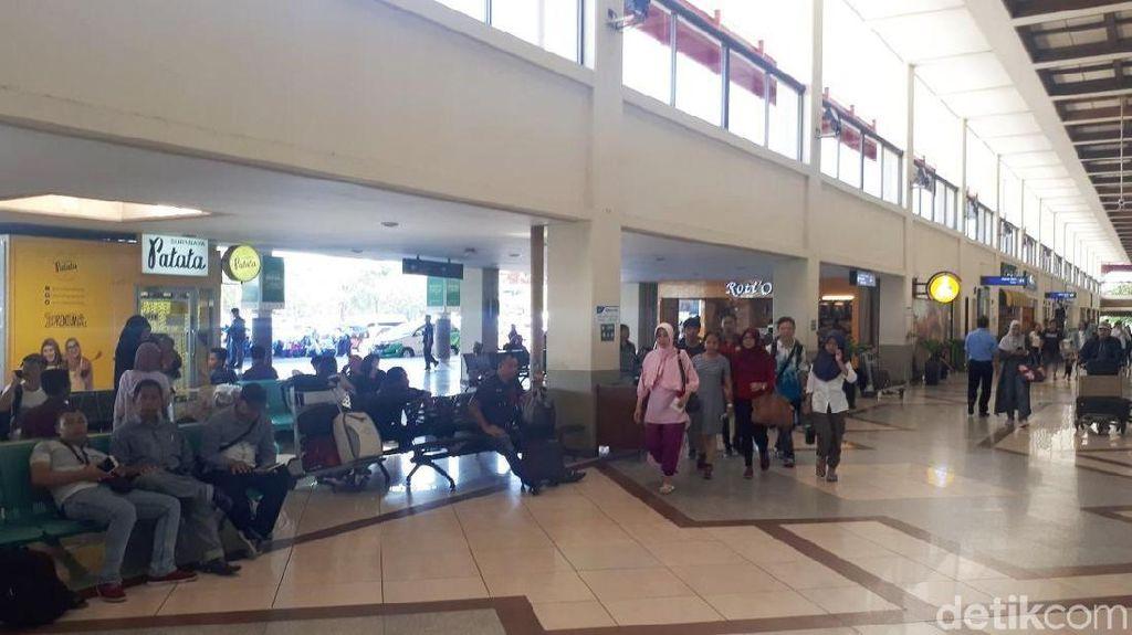 Pasca Bom di Surabaya, Penumpang Bandara Juanda Diharap Tenang