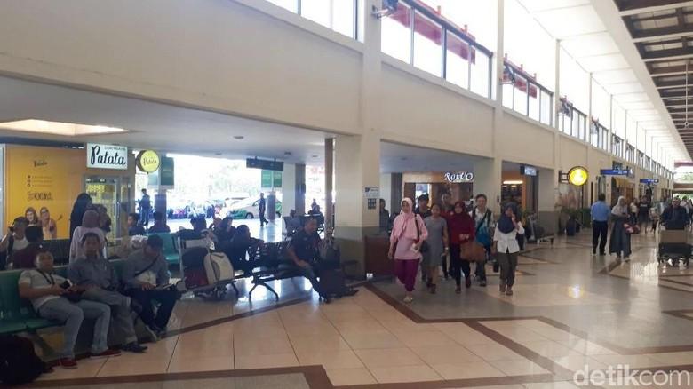 Foto: Situasi Bandara Juanda (Shinta Angriyana/detikTravel)