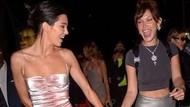 Adu Seksi Gaun Kendall Jenner dan Bella Hadid di Cannes