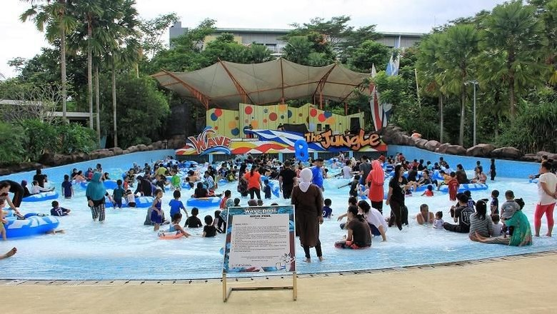 Foto: (The Jungle Waterpark)