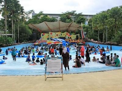 Bulan Ramadan, The Jungle Waterpark Tutup Satu Minggu