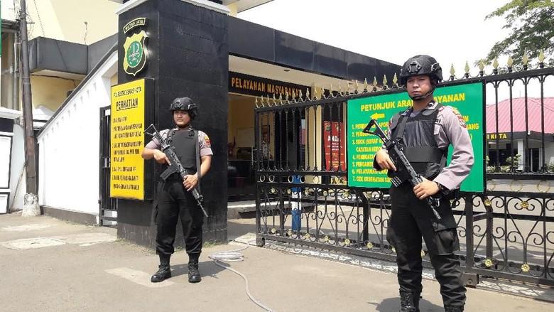 Cegah Aksi Teror Bom, Polisi Tingkatkan Patroli di Bekasi
