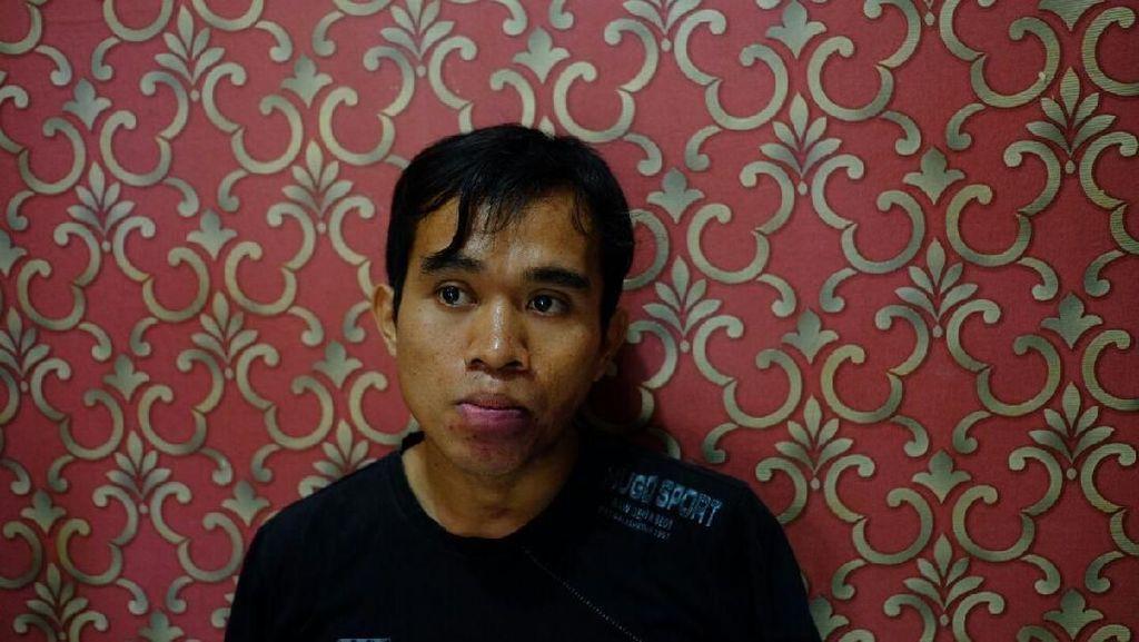 Videokan Kegiatan Polsek, Pria di Pekanbaru Diamankan