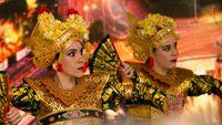 Cantik dan lentur layaknya penari Indonesia (dok KBRI Sofia)