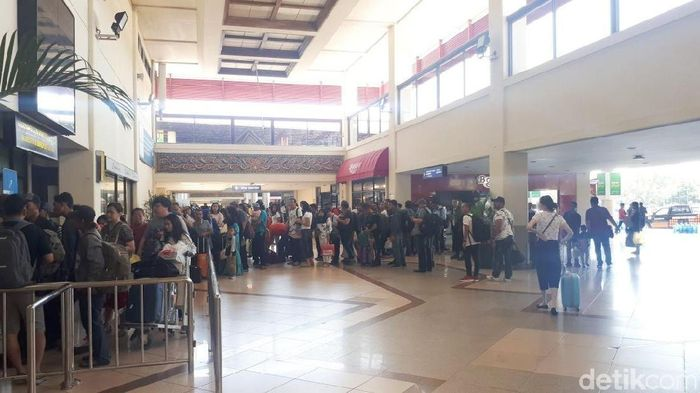 Terminal Bandara Juanda/Foto: (Shinta Angriyana/detikTravel)