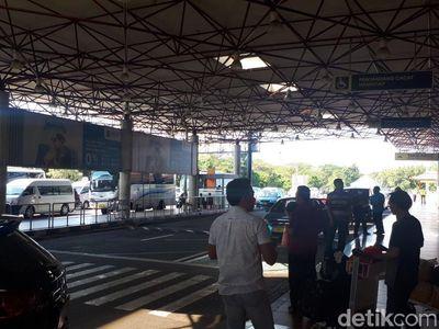 Terkait Teror Bom, Penumpang di Bandara Juanda Was-was