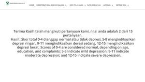 Apakah Kamu Depresi? Cek dengan Tes Ini