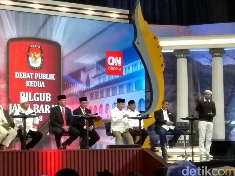 Debat Syaikhu dan Dedi Bahas Bau Limbah di Purwakarta