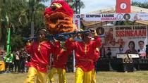Melihat Keseruan Kompetisi Seni Budaya Sisingaan