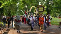 Parade festival (dok KBRI Sofia)
