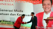 Bertemu Jokowi, Ketum PKPI: Bahas Kegiatan e-Sport