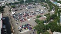 Lebih dari 3.000 mobil dari 24 komunitas Honda hadir dalam acara tersebut. Istimewa/Honda.