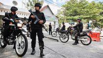 Pasca Teror Bom Penjagaan di Beberapa Daerah Diperketat