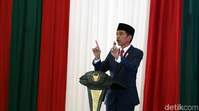 Jokowi Resmikan Sekolah dan Rusun di Ponpes Prof Dr Hamka Sumbar