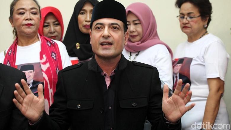 Dukung Sandi Cawapres Prabowo, Sam Aliano: Dia Masih Muda dan Smart