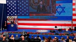 AS Resmi Pindahkan Kedutaannya ke Yerusalem