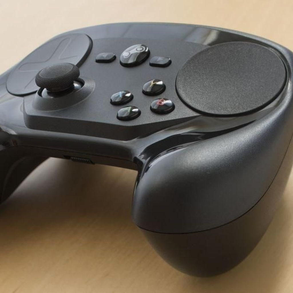 Steam Controller Bisa Dipakai Main Game Mobile