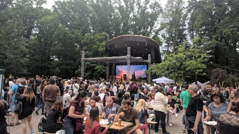 Asian Festival 2018 sukses di Bulgaria (dok KBRI Sofia)
