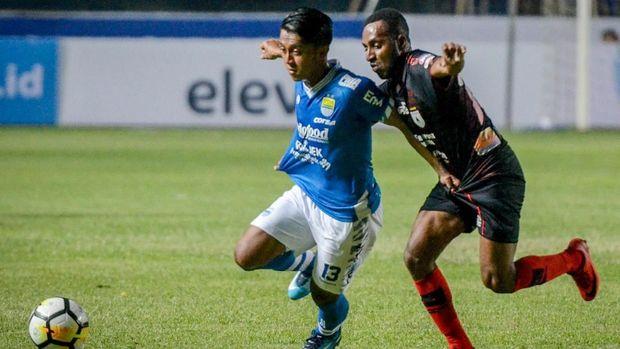 Persipura jadi salah satu tim yang tampil bagus di awal Liga 1 2018.