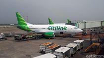 Bagaimana Rute Baru Citilink di Bandara Kertajati?
