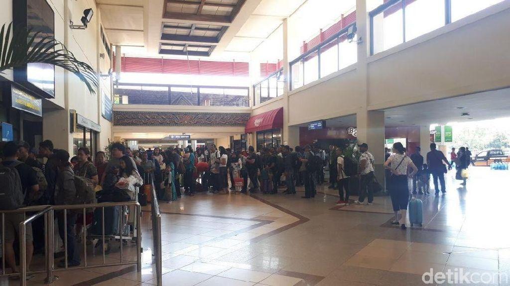 Pasca Teror Bom, Kondisi Bandara Juanda Terkini Masih Normal