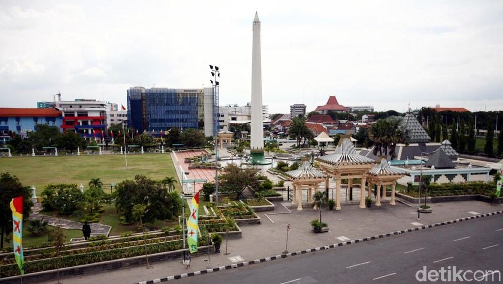 Akibat Teror Bom, 3 Objek Wisata di Surabaya Ditutup Hari Ini