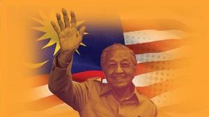 Batalkan Proyek Pinjaman China, Begini Kondisi Utang Malaysia