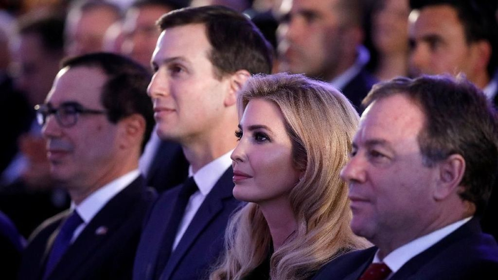 Ivanka Trump Tiba di Israel Untuk Pembukaan Kedubes AS di Yerusalem