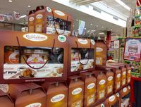 Transmart Carrefour Tawarkan Aneka Kue Kering dan Parsel