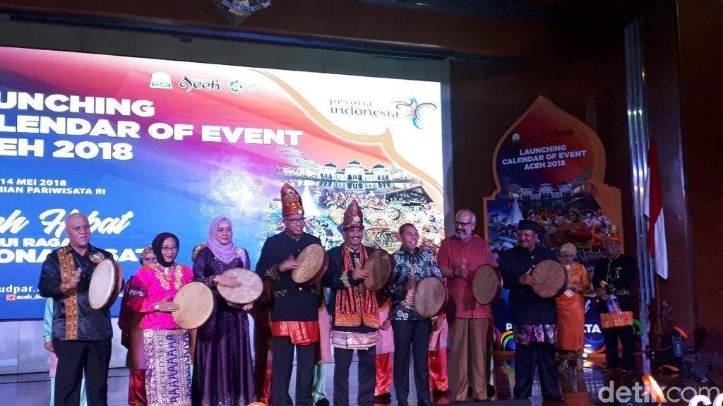Keseriusan Aceh dalam Pariwisata
