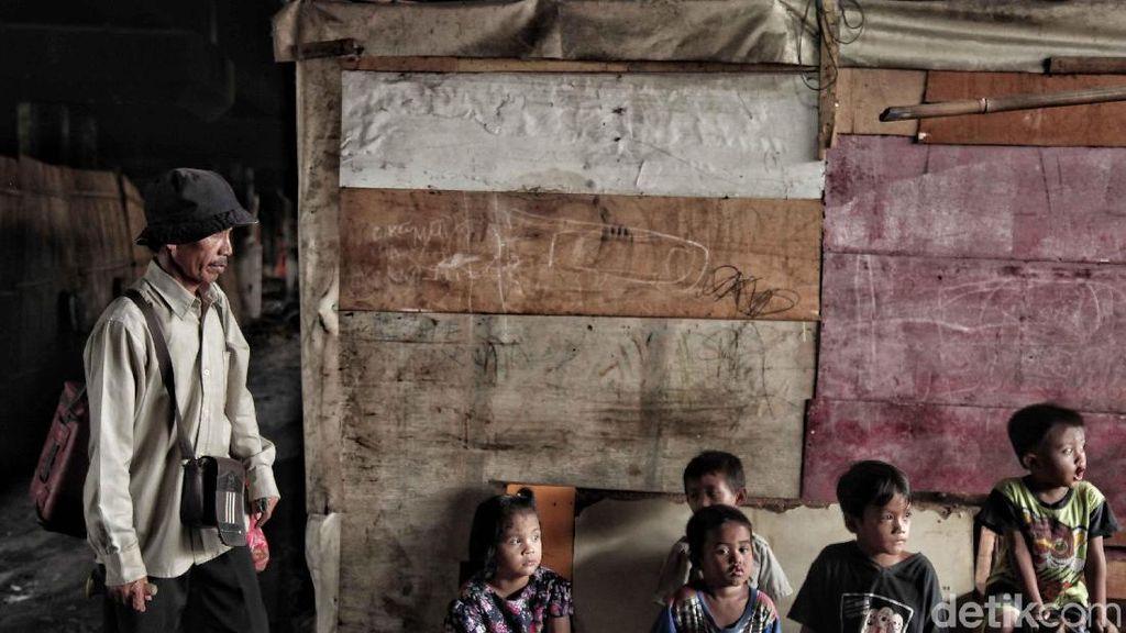 SBY Sebut Ada 100 Juta Orang Miskin di RI, Ini Datanya