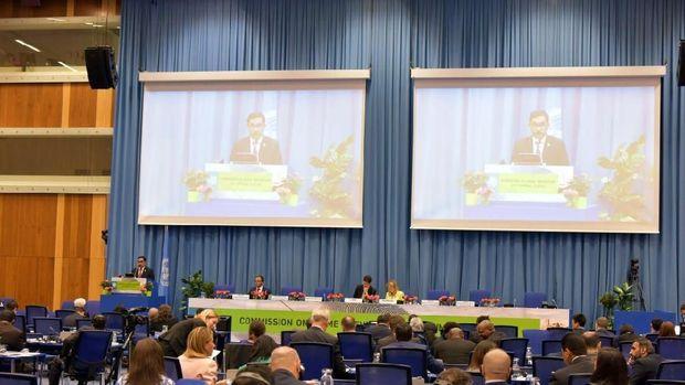 Di Forum PBB, RI Ajak Berantas Kejahatan Siber oleh Teroris
