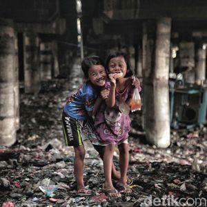 Tingkat Kemiskinan RI Terendah Sepanjang Sejarah