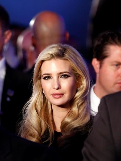 Ivanka Trump ikut kehilangan desainer Kate Spade yang meninggal bunuh diri. Foto: Reuters
