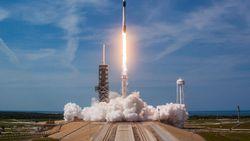SpaceX Menang Kontrak Rp 1,8 Triliun dari Pemerintah AS