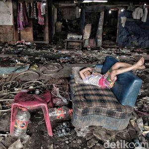 Bappenas: Angka Kemiskinan Pertama Kali 1 Digit dalam Sejarah