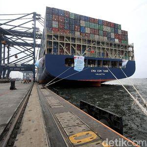 Neraca Perdagangan RI Defisit (Lagi) US$ 1,52 Miliar di Mei