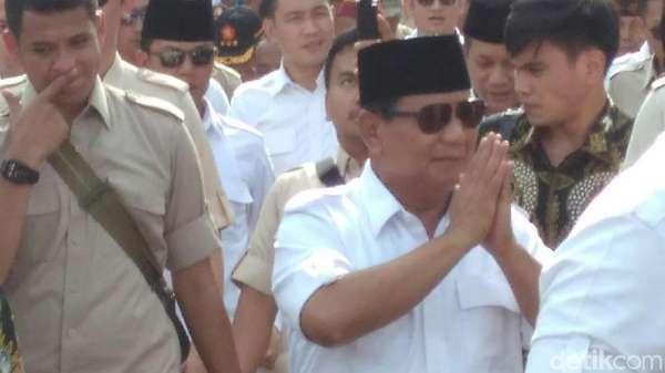 Gerindra: Prabowo Siap Jadi Fasilitator Pertemuan Jokowi-Amien