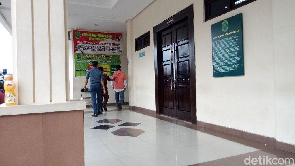 Hendak Disidang, Tahanan Narkoba di Jember Berhasil Kabur