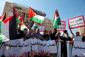 58 Warga Palestina Tewas Saat Bentrok dengan Tentara Israel