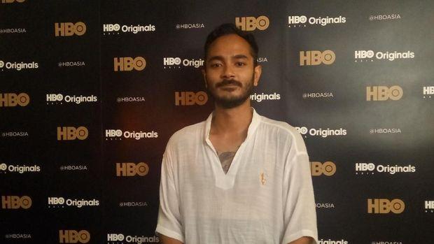 Perankan Aksi Laga di Serial HBO Asia 'Grisse', Marthino Lio Percaya Diri